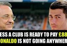 Ronaldo's Transfer