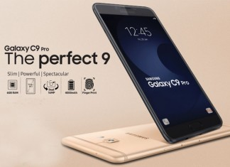 Samsung Galaxy C9 Price In India