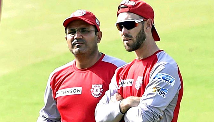 Sehwag IPL Coaching Experience