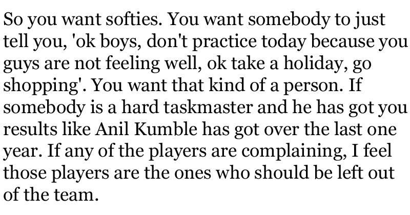Sunil Gavaskar on Anil Kumble 2 (2)