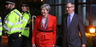UK Elections Theresa May's Election Gamble Just Backfired