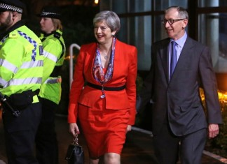 UK Elections Theresa May's Election Gamble Just Backfired
