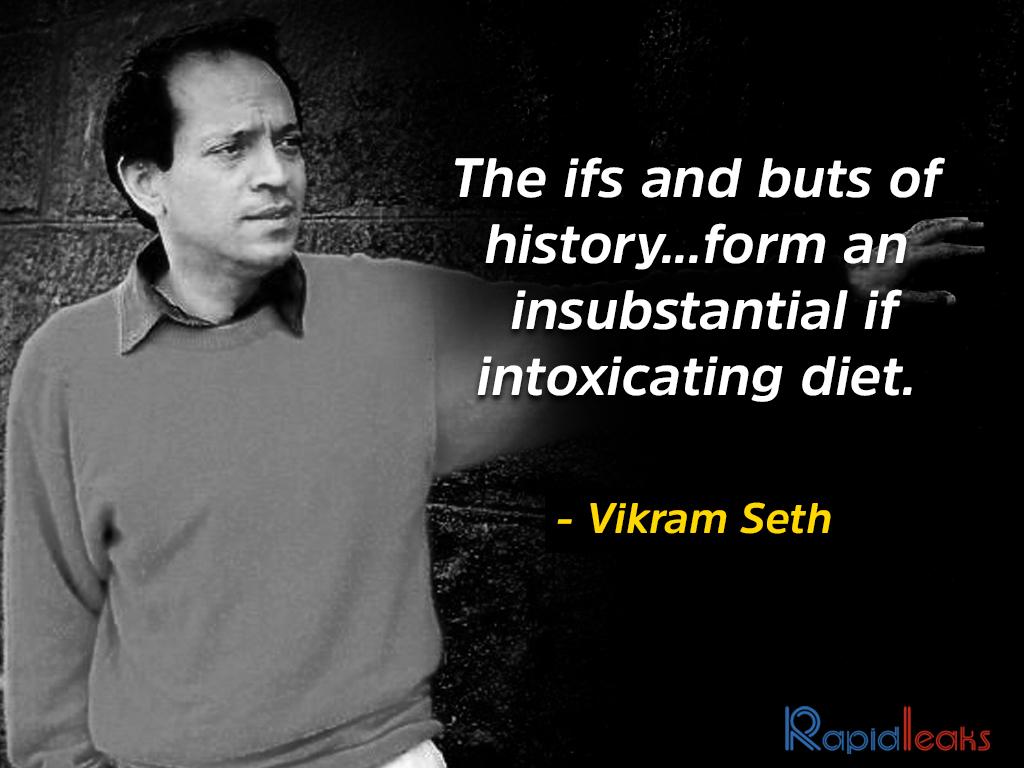 Vikram Seth 7