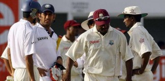 When Brian Lara Asked MS Dhoni To Leave The Field
