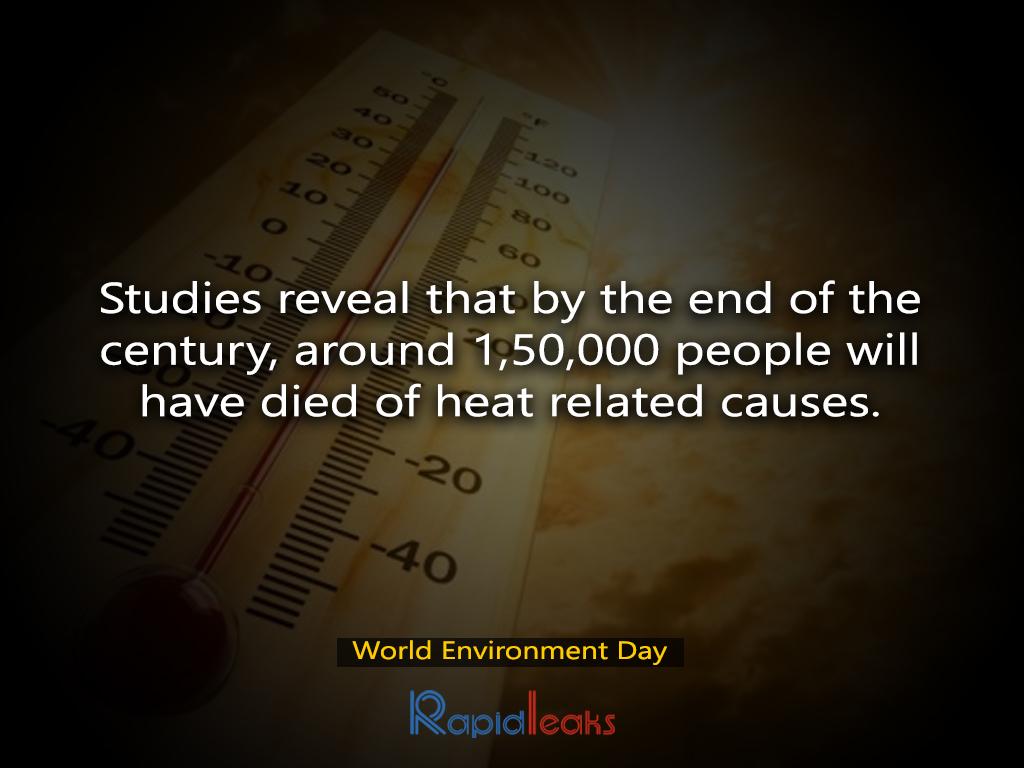 World Environment Day 6