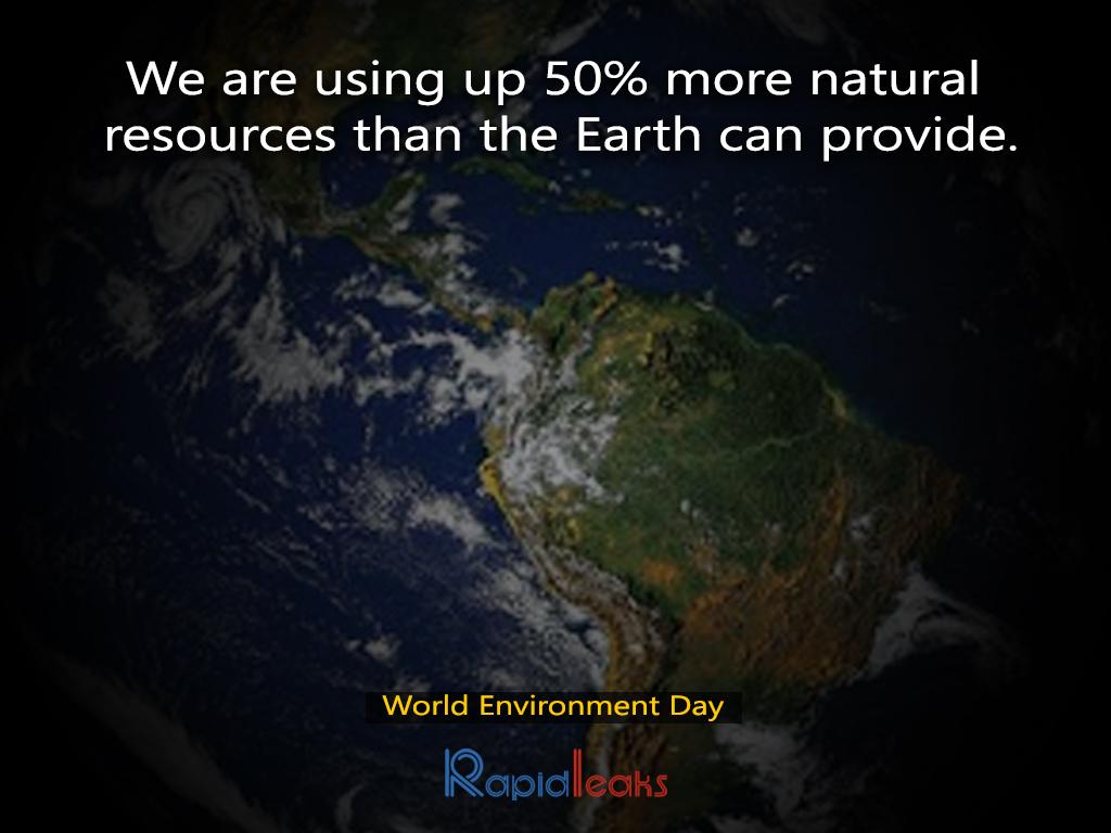 World Environment Day 9
