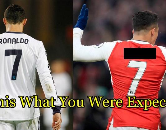Cristiano Ronaldo Transfer