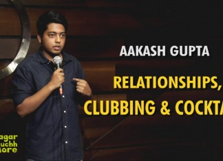 Stand-up Comedian