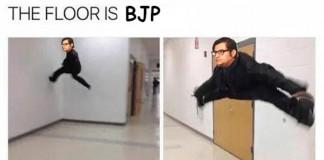 'Floor Is' Memes