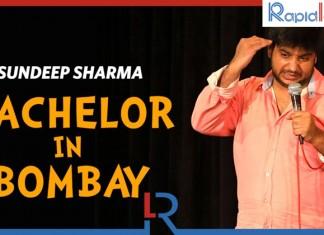 Bachelor in Bombay By Sundeep Sharma