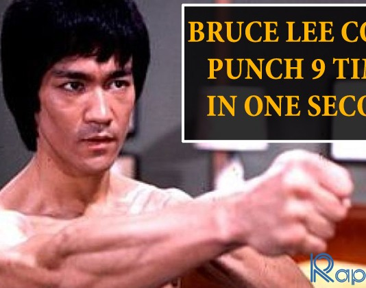 Bruce Lee World Records