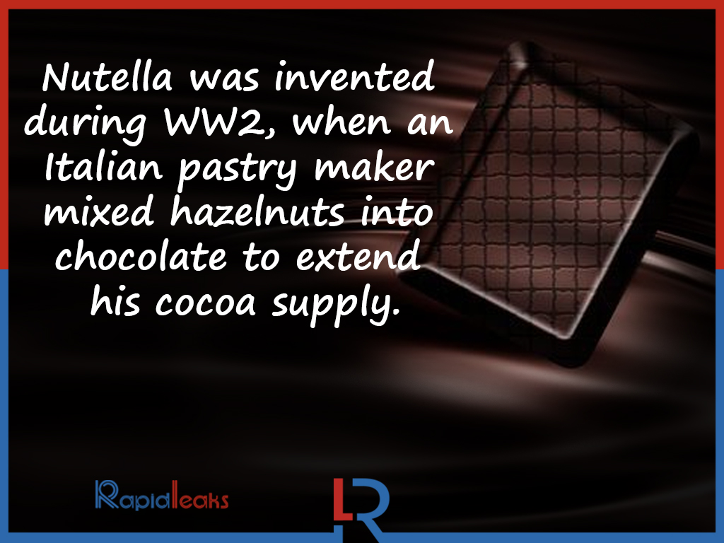 Chocolate Facts 11