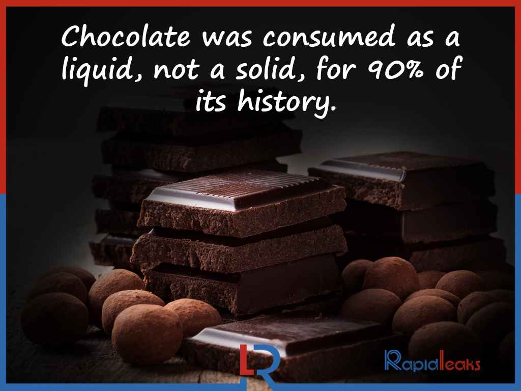 Chocolate Facts 12