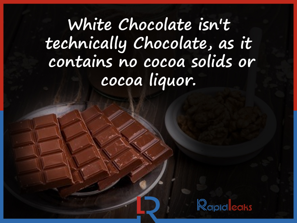 Chocolate Facts 2 - RapidLeaks