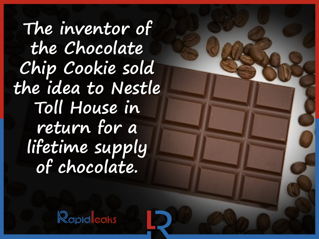 Chocolate Facts 3 - RapidLeaks