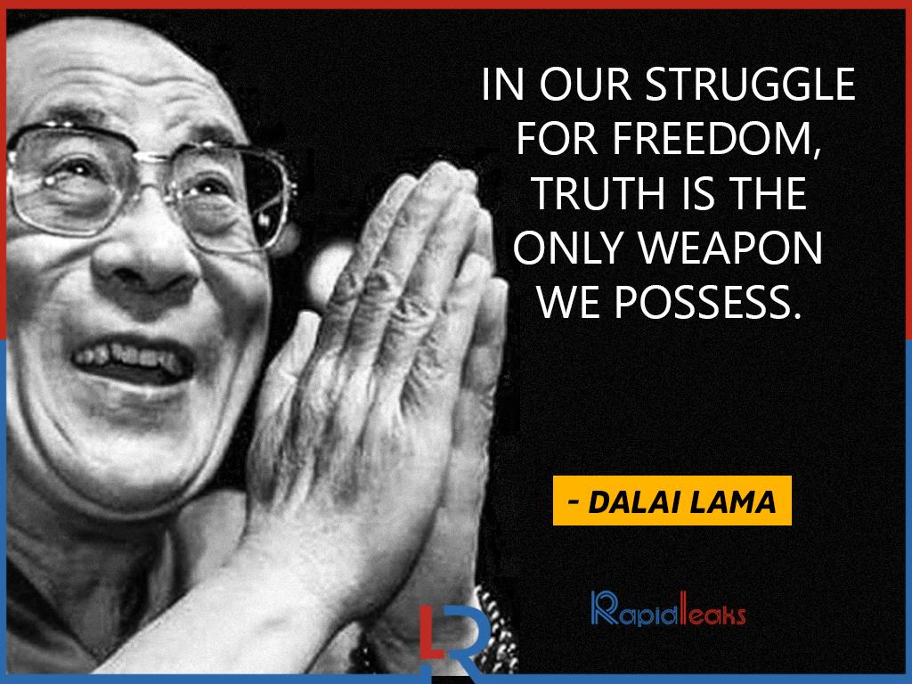 Dalai Lama8
