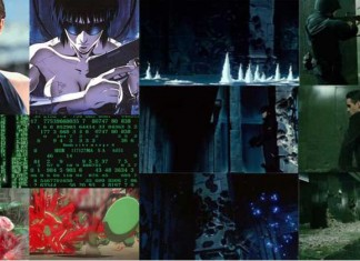 Ghost In The Shell - The Matrix