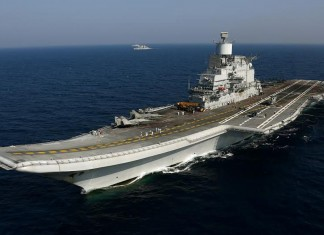 India, US And Japan Deploy Their Largest Warships For Malabar Exercise