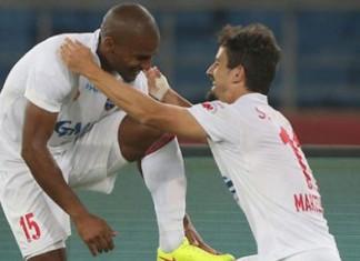 Malouda & Marcelinho