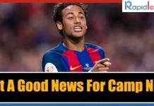 Neymar's Transfer