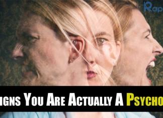 Psychopath Signs