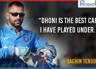 10 Quotes On MS Dhoni That Prove How Great A Cricketer He Is And Will Ever Be