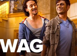 Swag song Tiger Shroff andNawazuddin Siddiqui