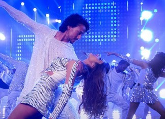 Tiger Shroff and Nidhhi Agerwal