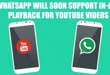 WhatsApp-YouTube