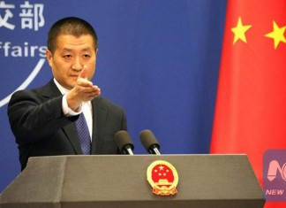 Withdraw Troops Before Diplomatic Dialogue, Says China