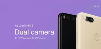 Xiaomi Mi 5X Specifications And Review