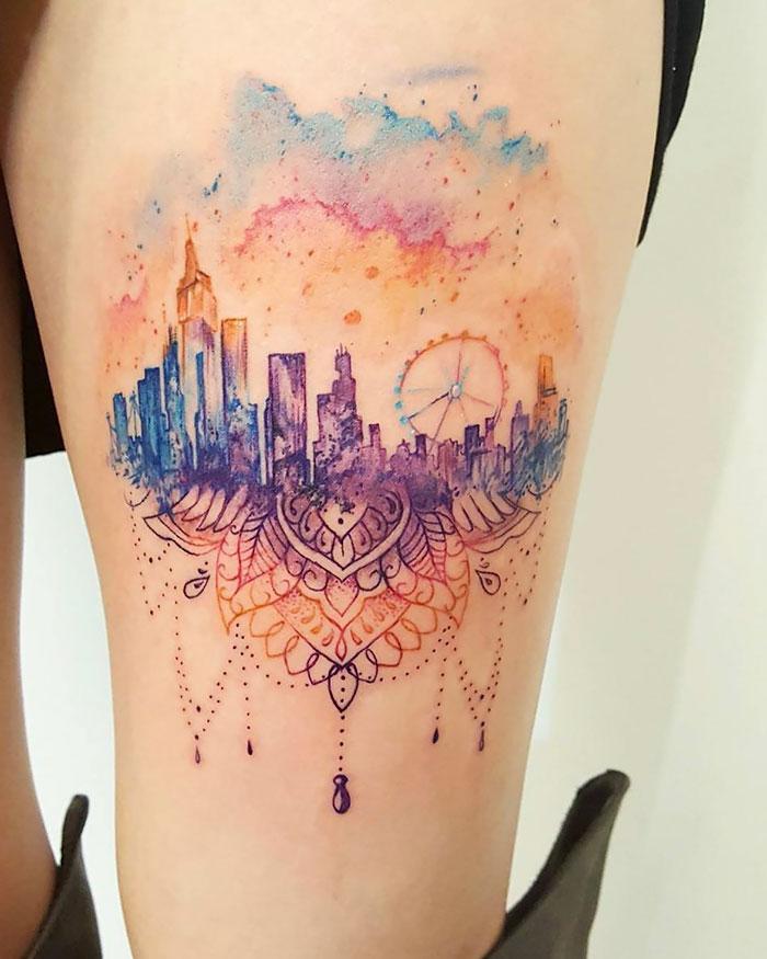 architecture-tattoo-ideas-10