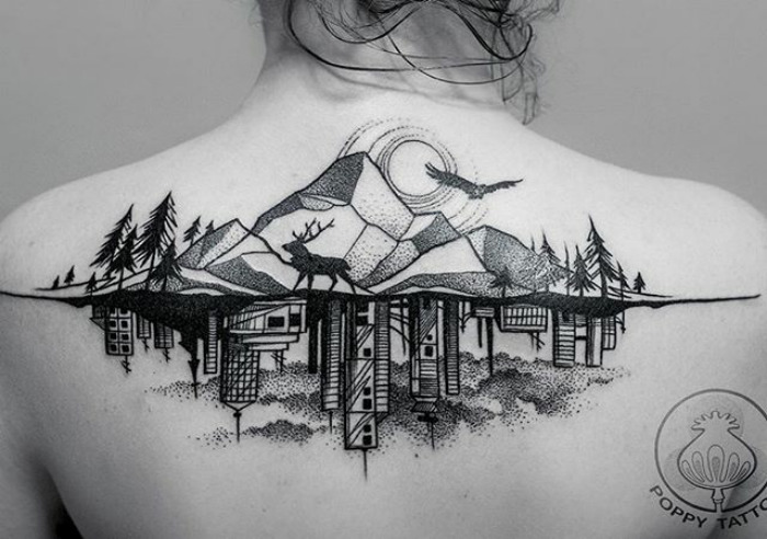 architecture-tattoo-ideas-9