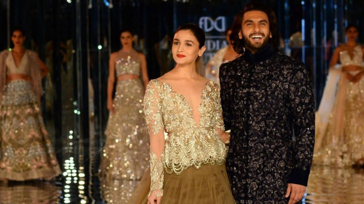 Alia and Ranveer