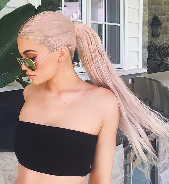 10 Kylie Jenner Hairstyles That Are Downright Goals