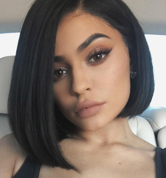 jet black hair styles 10 jenner hairstyles that are downright goals 7223