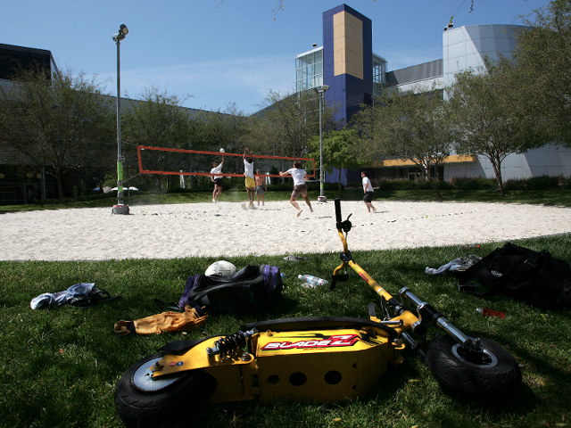 on-campus sand volleyball court copy