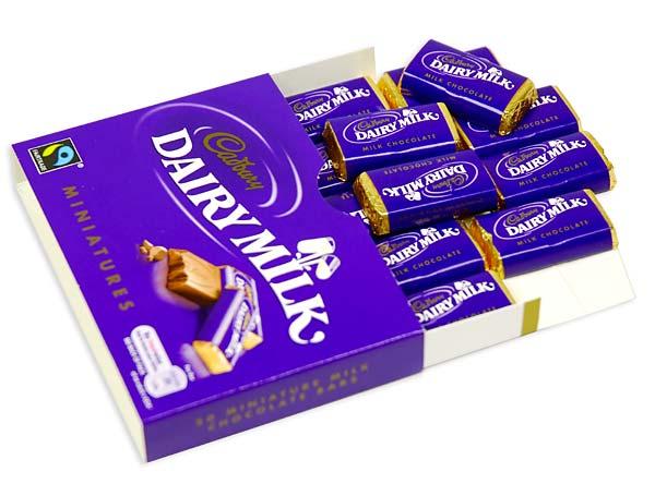 Cadbury Chocolate Hearts Bulk