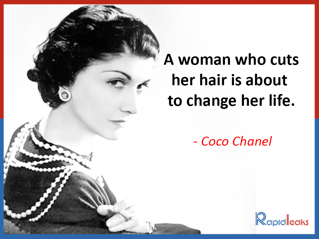 10 Quotes By Coco Chanel That Are Life Lessons For Every Power