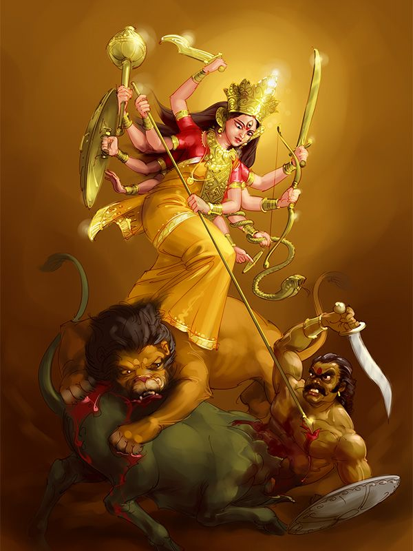 5 Leadership Qualities You Can Learn From Goddess Durga