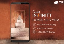 Micromax Canvas Infinity Review