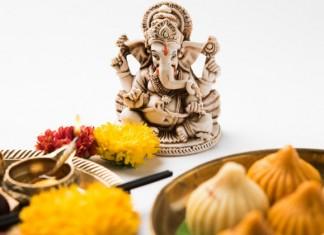 Ganesh Chaturthi Delicacies
