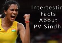 PV Sindhu