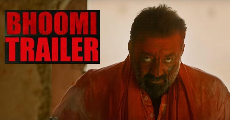 Sanjay Dutt Bhoomi trailer