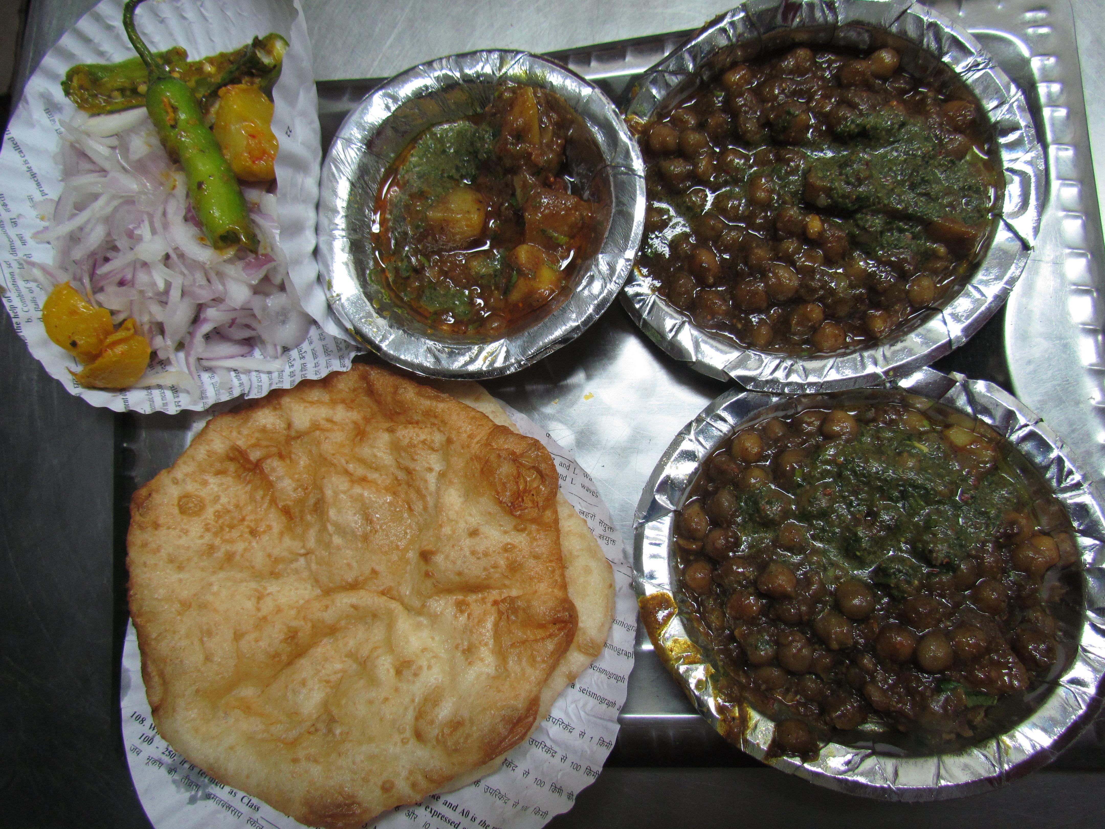 source: street food - DelhiPedia