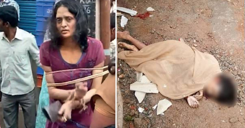 This Woman Killed Her 7-Years-Old Daughter In Rage And It's Disturbing!