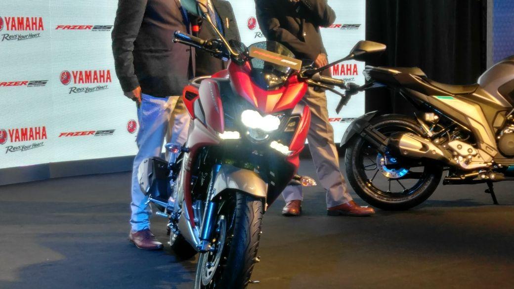 Yamaha Fazer  Price In Chennai