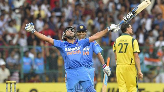 5 Times When MS Dhoni Was Part Of History But From The Non-Striker's End (2)