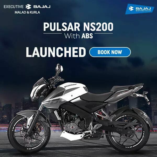 Bajaj Pulsar Ns 200 Abs Launched In India: Price