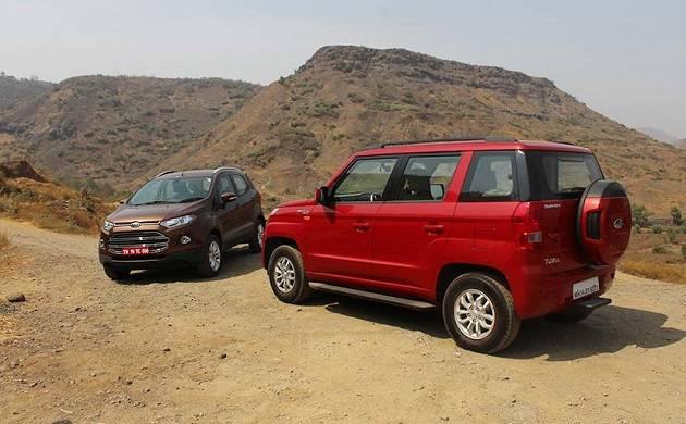Mahindra & Mahindra Ford